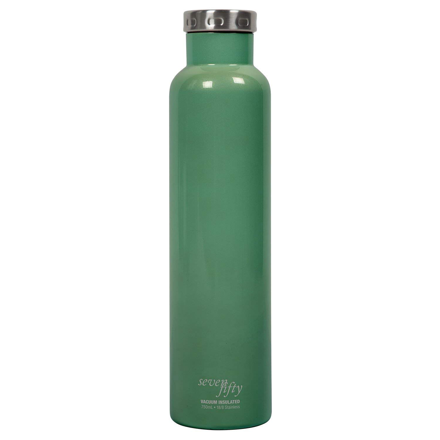 25 oz Seven Wine Growler fifty fifty water bottle