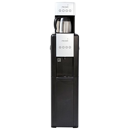 Primo water dispenser with coffee maker