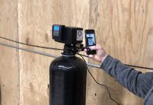 How to size a water softener like the AFWFilters WS48-56sxt10 Fleck water softener