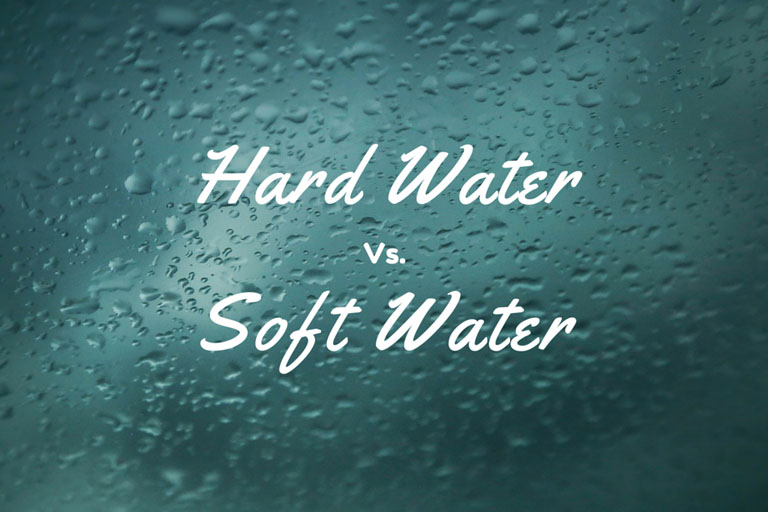 Hard vs Soft Water