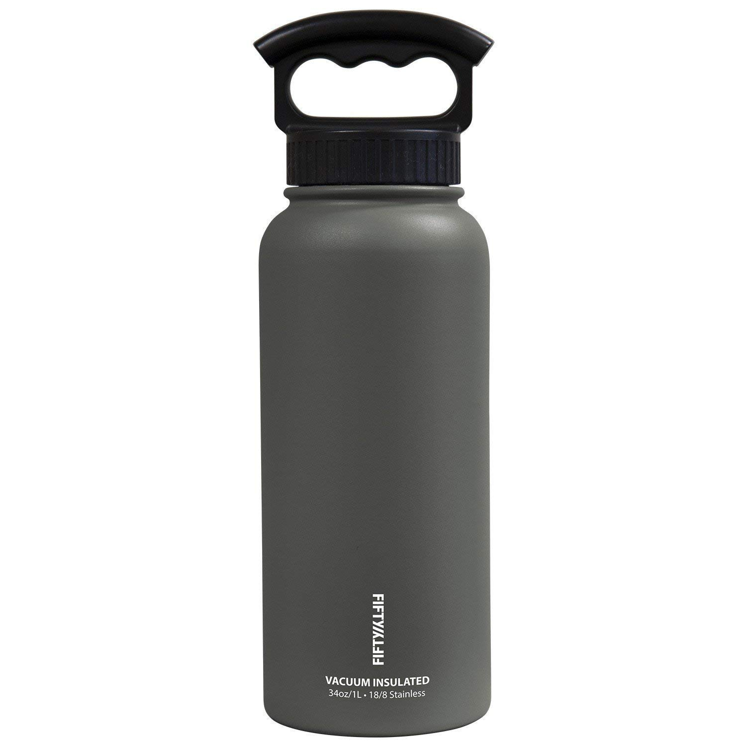 34 oz fifty fifty water bottle