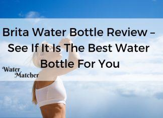 Brita Water Bottle Review