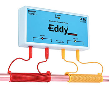 Eddy Electronic Water Descaler - Water Softener