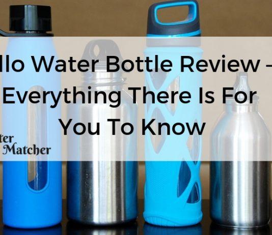 Ello Water Bottle Review