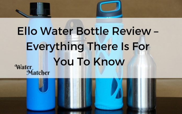Ello Water Bottle Review