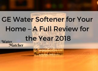 GE Water Softener for Your Home