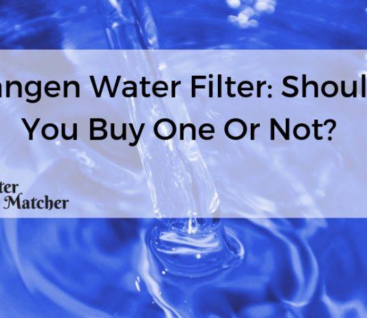 Kangen Water Filter