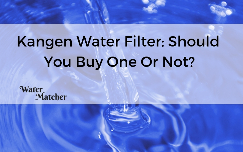 is kangen water really good for you
