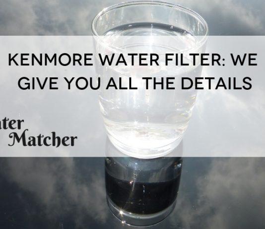Kenmore Water Filter