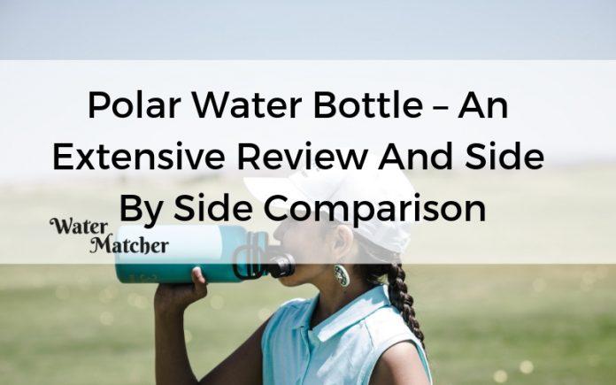 Polar Water Bottle