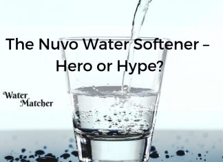 The Nuvo Water Softener