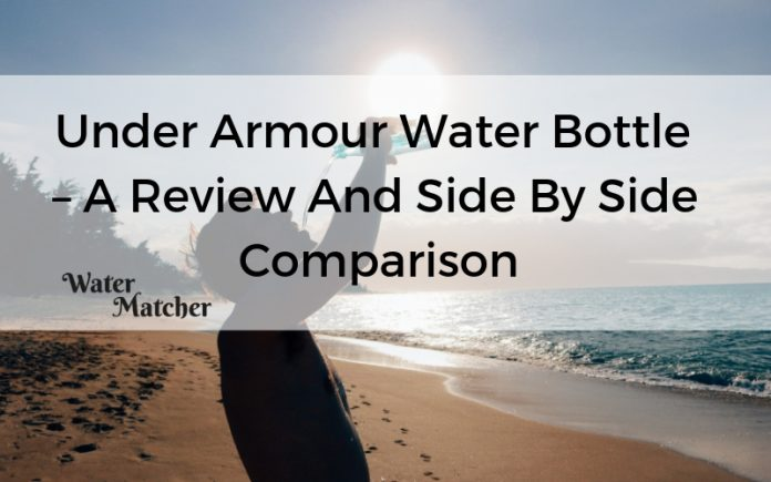 Under Armour Water Bottle