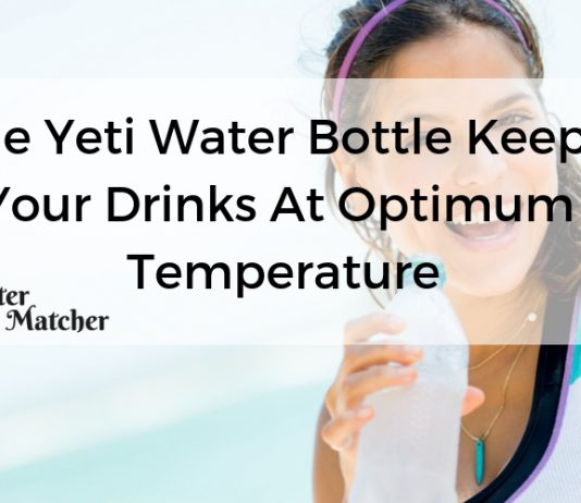 yeti water bottle