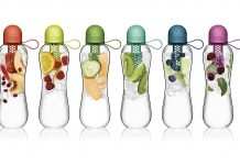 Bobble water bottle