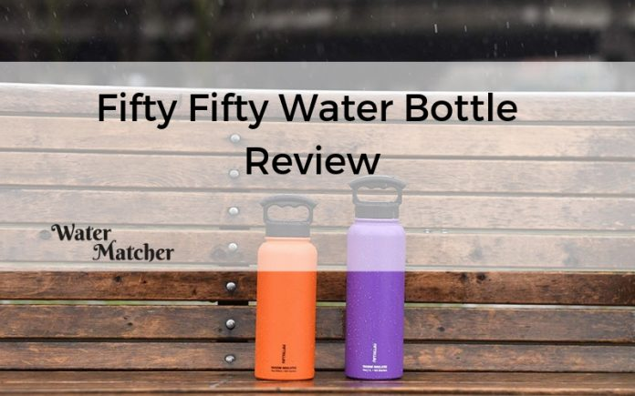 Fifty Fifty Water Bottle Review