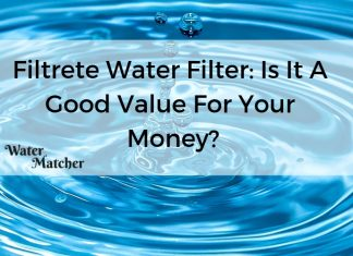 Filtrete Water Filter
